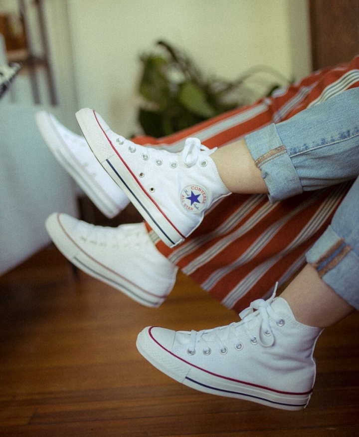 Comfort at Home with Converse #ForeverChuck