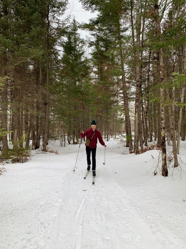 Northern XC Skiing
