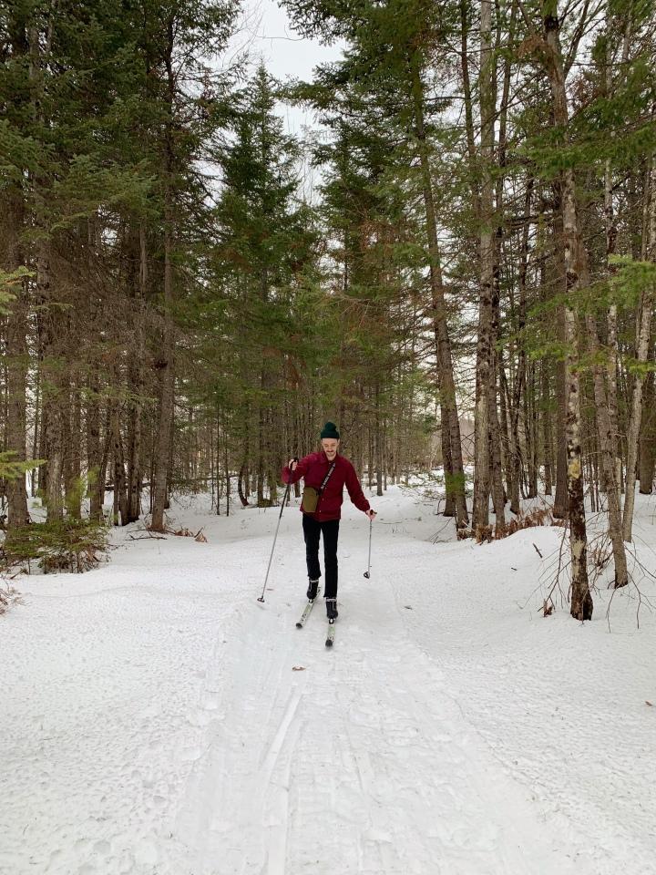 Northern XC Skiing